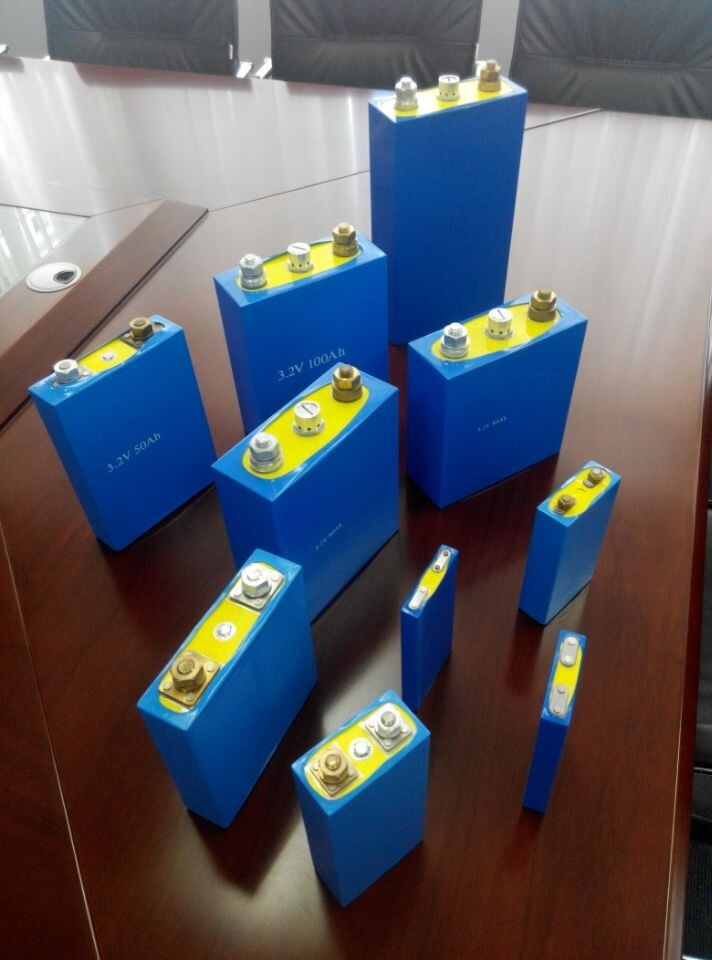 2000cycle 3.2v 40ah punch battery, high power 40ah lifepo4 punch battery cell 3.2v