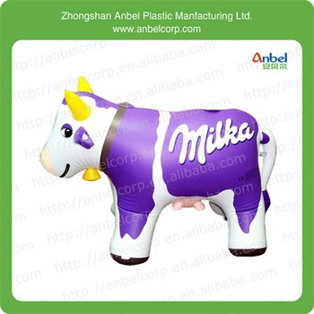 Factory Price Pvc Toy Product Inflatable Milka Cow - Buy ...
