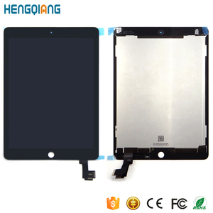 100% Original Smartphone Spare Parts for iPad Air 2 Lcd Screen Touch Digitizer Assembly