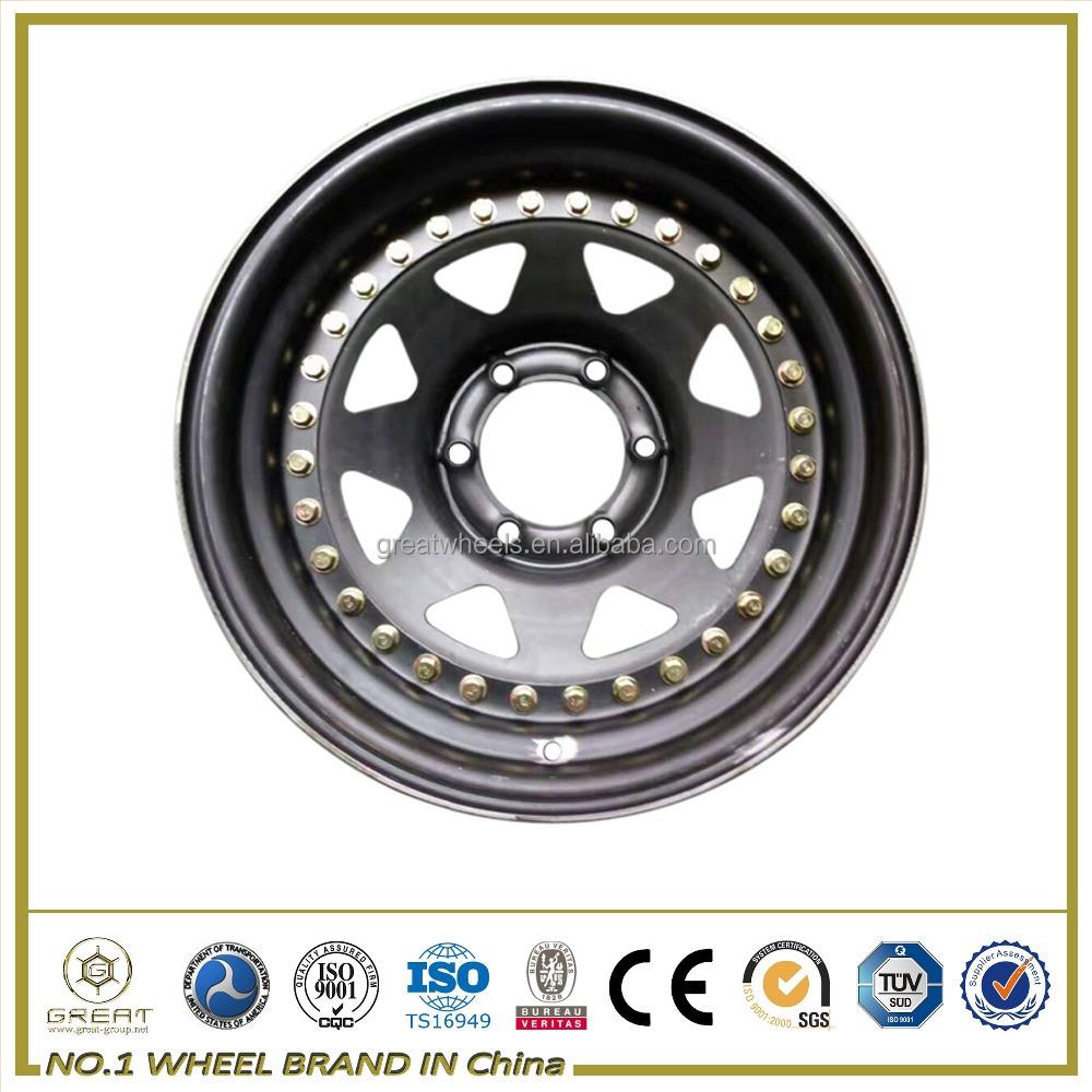 Oem Factory China Alloy 16x6j Suv Wheel