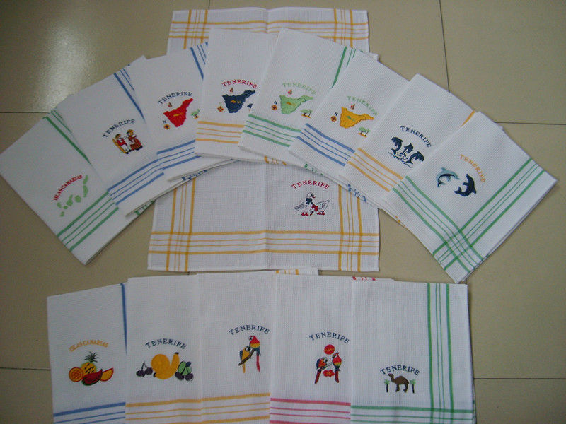 Honeycomb Tea Towel, Honeycomb Tea Towel Suppliers And Manufacturers At  Alibaba.com