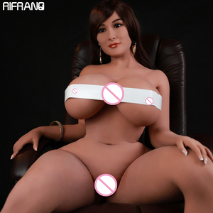 Hottest Sexy Naked Girl Big Ass Real Silicone Hairy Vagina Sex Doll
