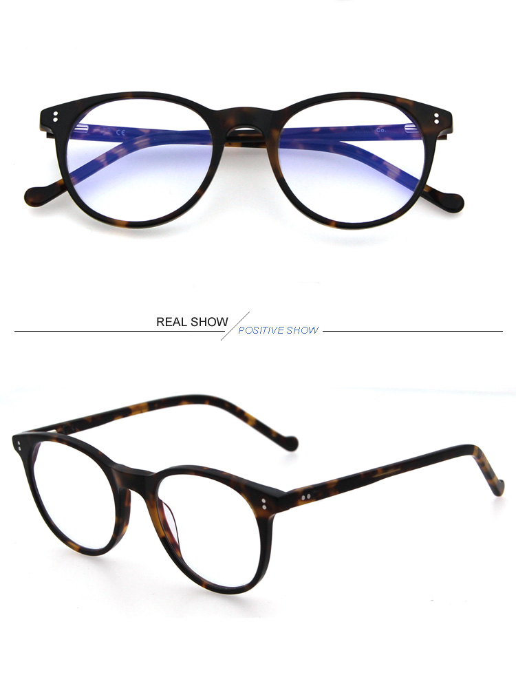 Anti Eyeglasses Optical Frame Computer Blue Light Blocking Glasses
