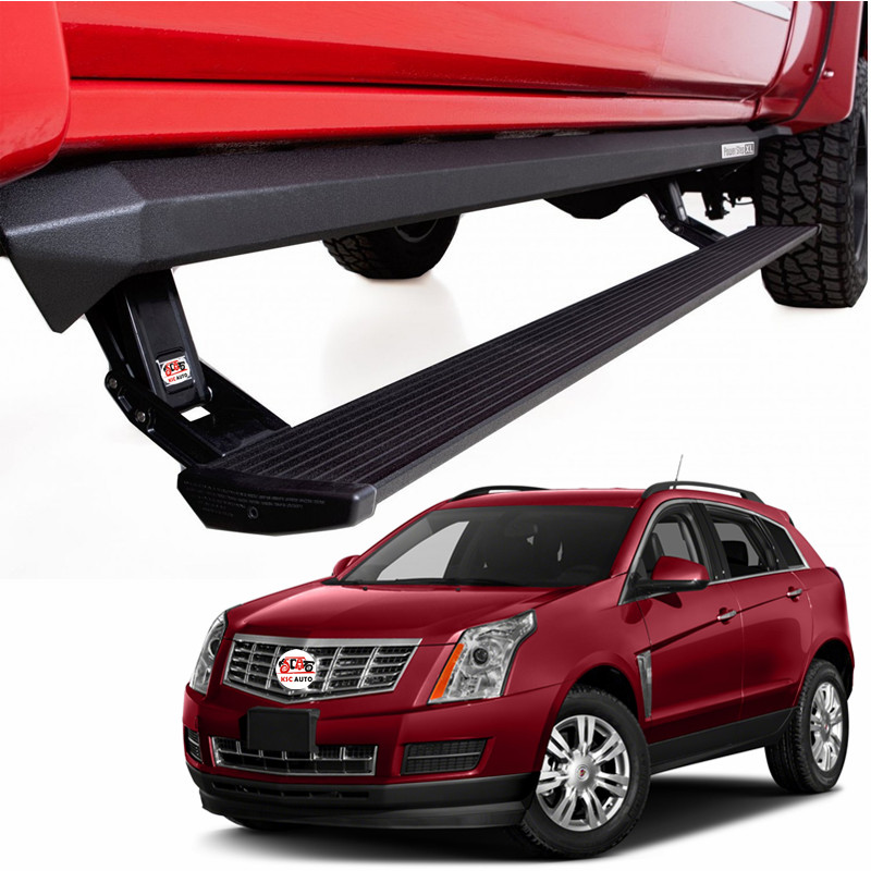 Stainless steel for CADILAC SRX 10-15 rear door plate bumper cover door sill N