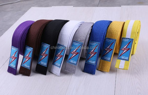 CUSTOM BJJ BELTS