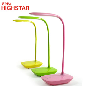 Portable Rechargeable Battery Powered Led Mini Table Desk Lamp