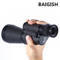 2016 Russian Powerful Monocular Baigish 12x45 Zoom Telescope High Power Military Spyglass Definition Tourism Scope For