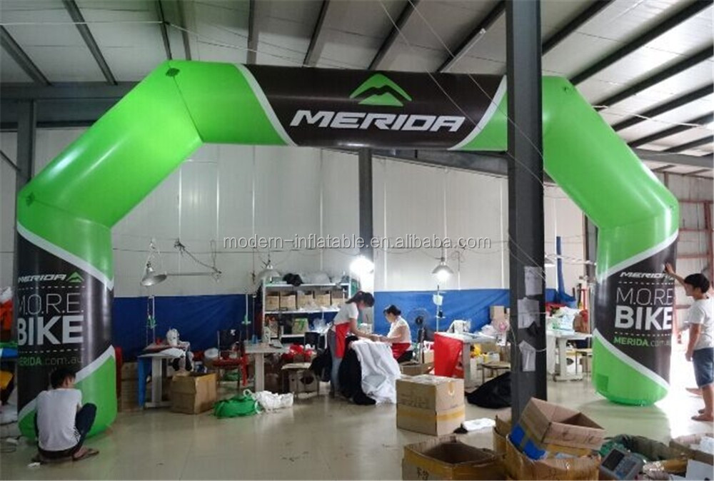 China Wholesale good quality cheap price inflatable air blow inflatable arch with customized logo for advertising