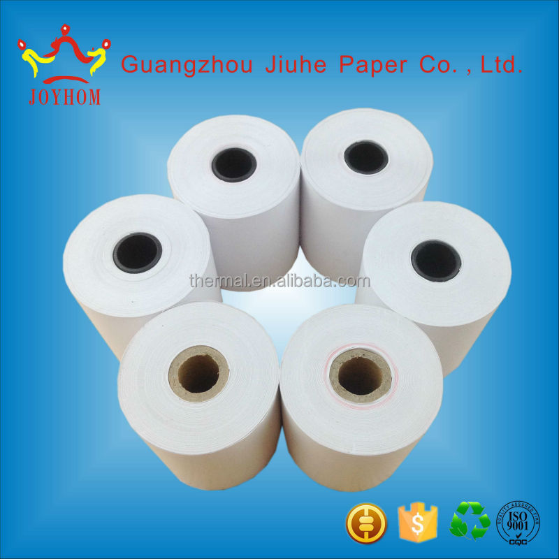 2017 Good Printing Customized for POS Machine Thermal Paper Roll with high quality