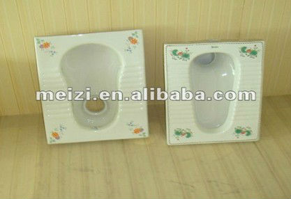 cheap ceramic squat toilet price squatting pan wc