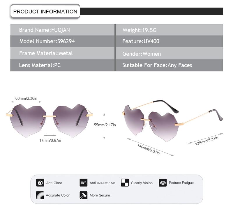 Top glares sunglasses factory for women-7