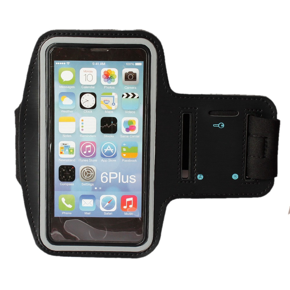 Sports Running Jogging Gym Armband Arm Band Case Cover