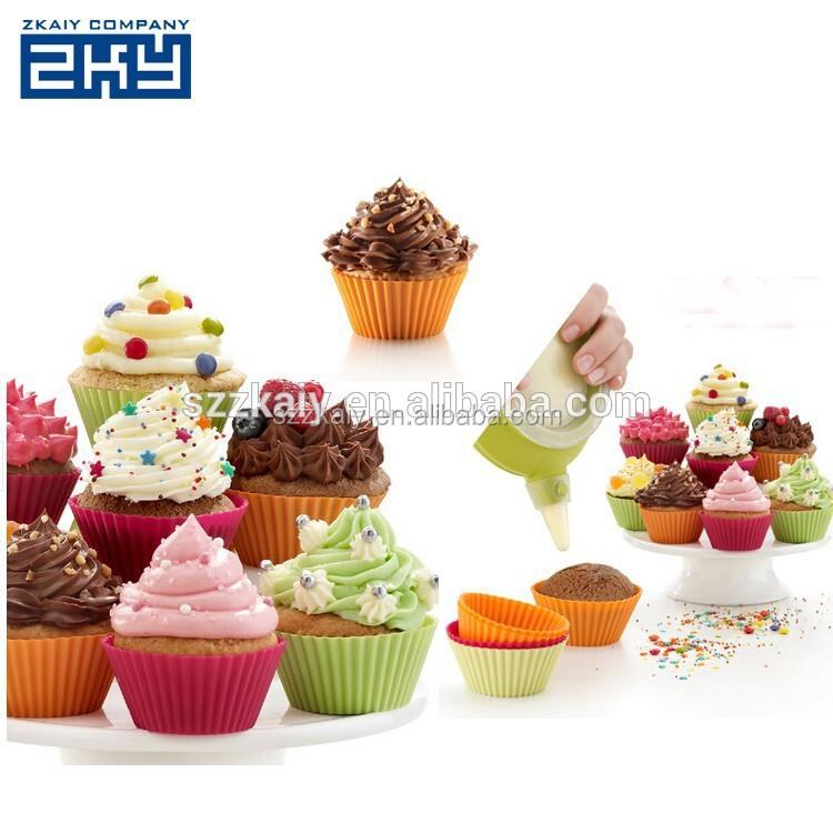 Karton Silikonform Mousse Cake Kuchenform Puddingform Schokoladenform Backform Professional Design Kochen & Genießen
