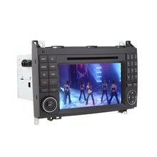 "7"" Car Radio Double 2 Din Car DVD Player GPS Navigation in Dash Car PC Stereo Head Unit"