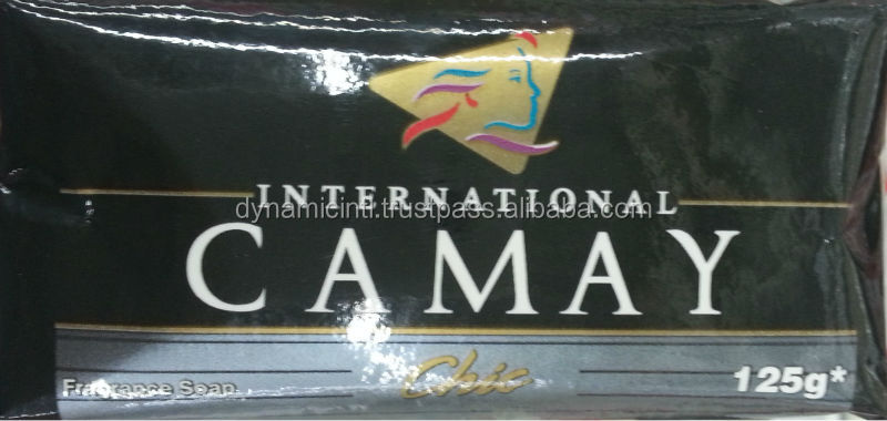 CAMAY Fragrance soap