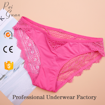 c496bc94927 fancy sexy fashion women lace custom transparent lace panties young girl  cotton silk panty