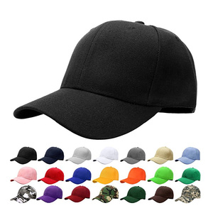 Cheap sports event custom logo printed design baseball caps promotional election caps