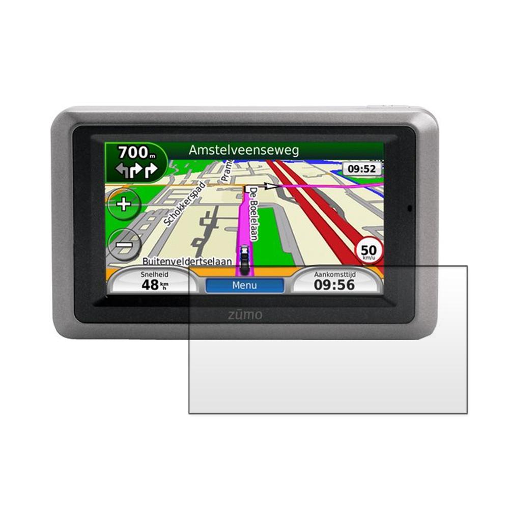 3x Anti-Glare LCD Screen Protector Guard Shield Film for Garmin Zumo 660  660LM 665 665LM GPS