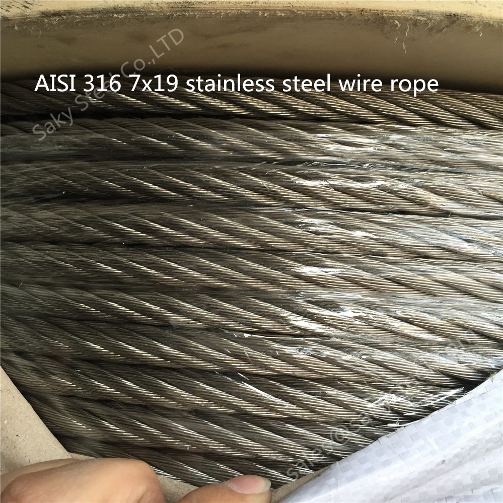 Stainless Steel Wire Rope, Stainless Steel Wire Rope Suppliers and ...
