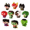 10pcs set The Avengers building blocks toys for children Dead pool Captain America Hulk Iron Man