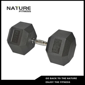 42 5kg Rubber Hex Dumbbell Fixed Dumbbell Weight Products Power Dumbbell Buy Rubber Hex Dumbbelldumbbell Kghex Dumbbell Product On Alibaba Com