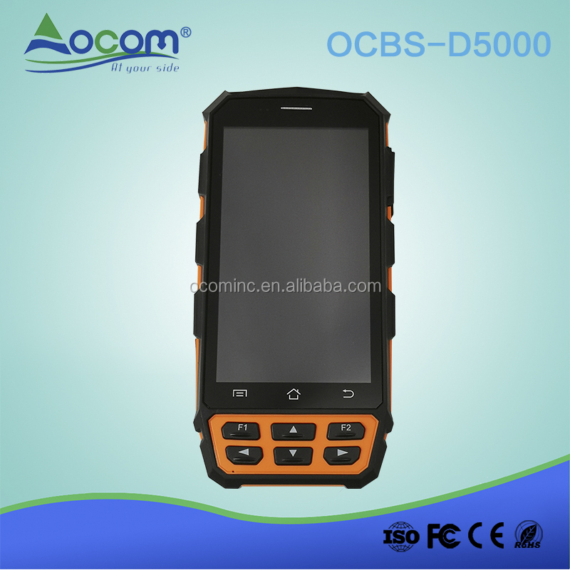Android UHF Robuste Industrielle Handheld PDA Mit Scanner