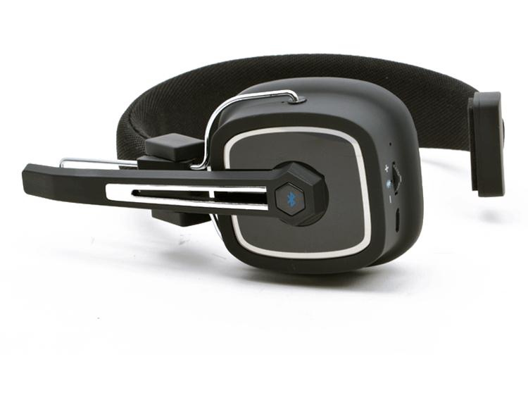 Noise Cancelling Office business bluetooth headset