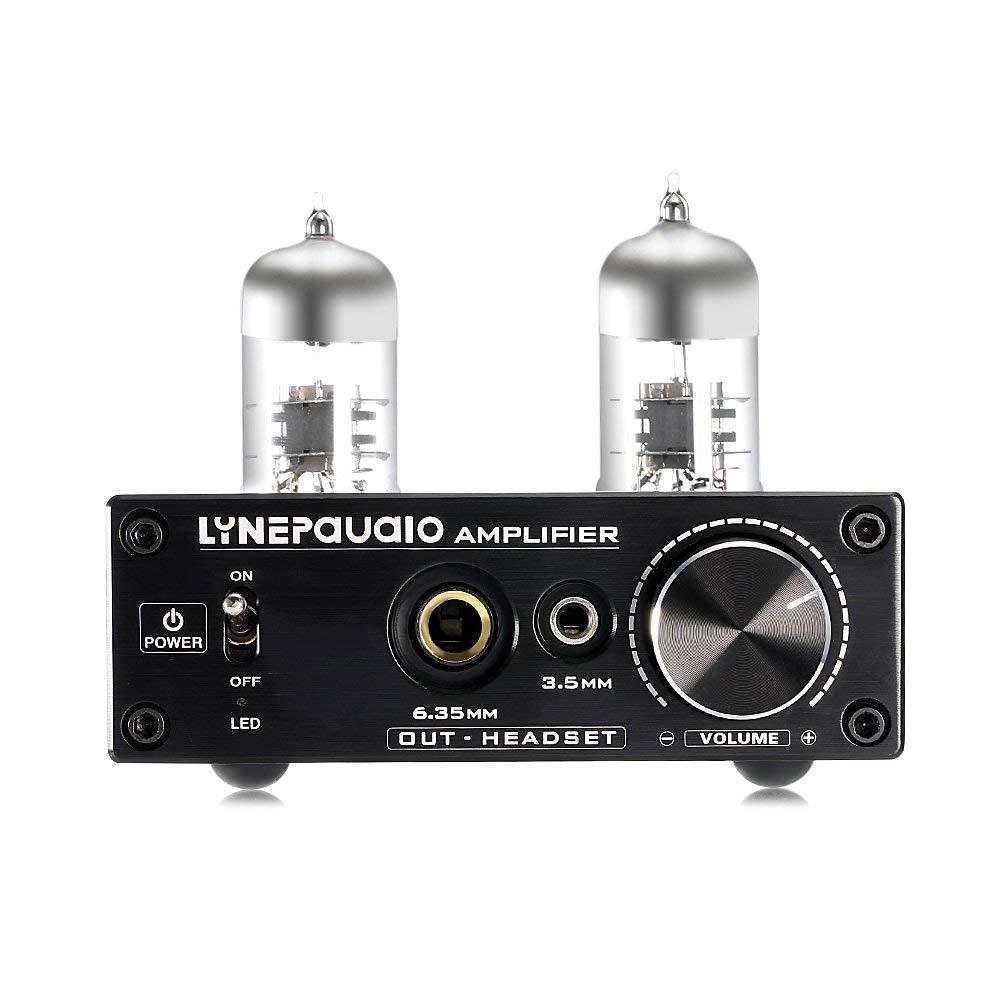 Nobsound LINEPAUDIO 6J9 HiFi Vacuum Tube Power Headphone Amplifier USB ASIO Sound Card PreAmp