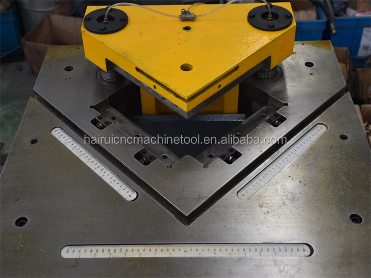 2016 Hydraulic Metal Plate Sheets Variable Angle Stainless