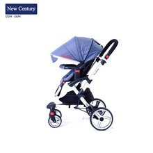NEW CENTURY Multifunctional 2 in 1 and pram lovely baby stroller for wholesales