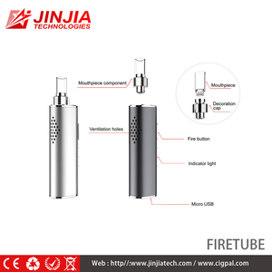 2016 THE HOT SALES dry herb vaporizer pen TOBACCO VAPORIZER-FIRETUBE- Heat Not Burn device-vape all kinds of dry herbs