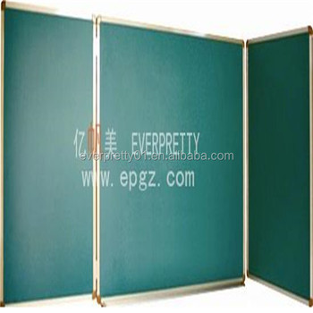 School Classroom Furniture High Quality Foldable White Board & Green Board