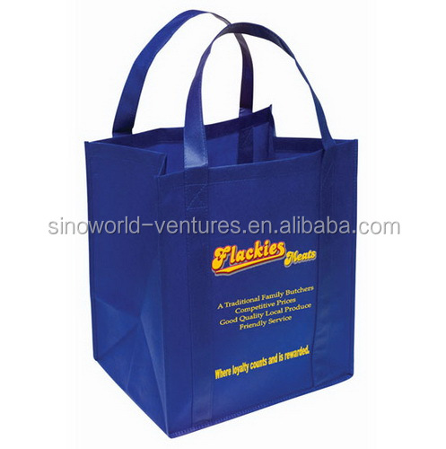 China Best!!Factory Direct! Various Pattern reusable shopping bag,pp woven shopping bag,nonwoven shopping bag