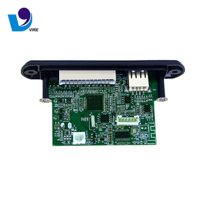 VIRE Mp4 Player Circuit Board Usb Video Decoder Double-Sided Pcb Assembly