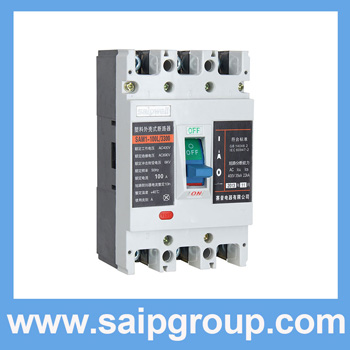 2014 Hot Sale Moulded 3P Minature Circuit Breaker
