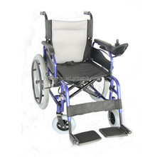 folding power wheelchair handicapped cheap price electric wheelchair RJ-W890L