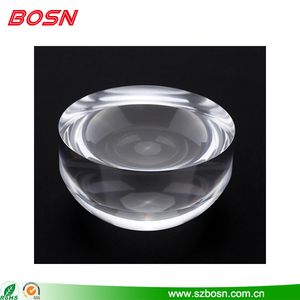 High quality clear acrylic paperweight for display wholesale