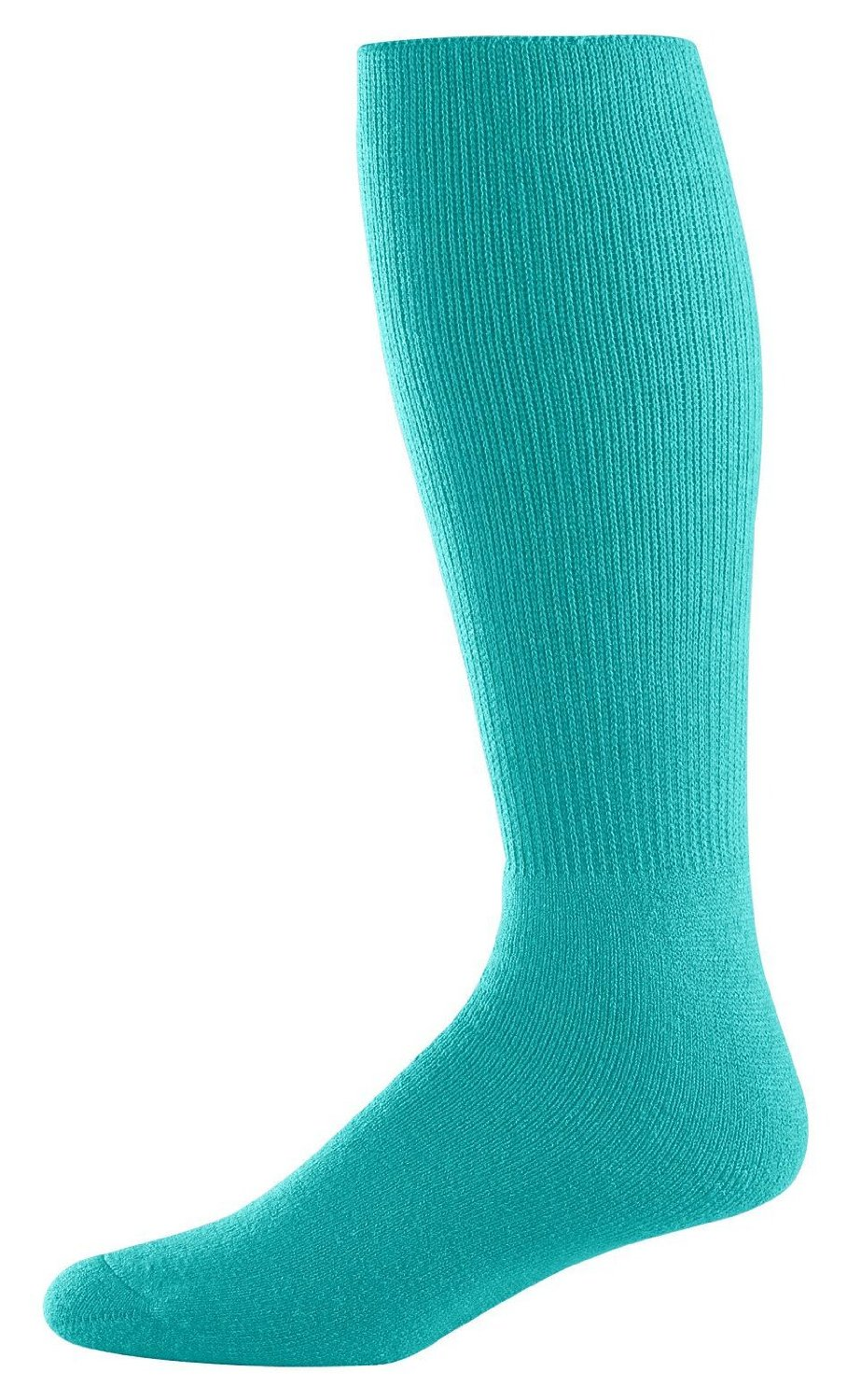 Athletic Socks - Youth Size 7-9, Color: Teal, Size: 7 - 9