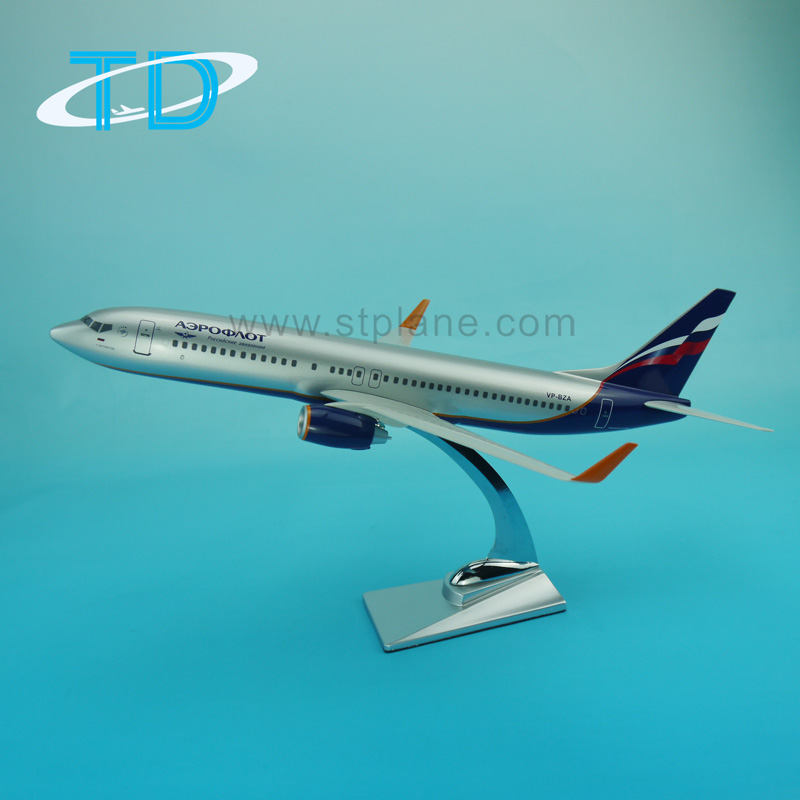 Xiamen Airlines B737-800 1/100 charters aircrafts cargo model