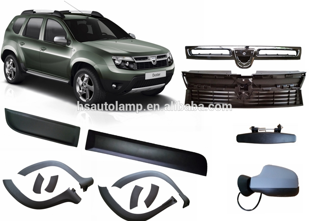 dacia duster auto accessoires wielkasten buy dacia duster fender flare auto stofdoek fender. Black Bedroom Furniture Sets. Home Design Ideas