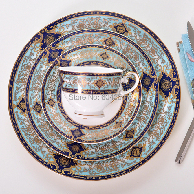 Popular Fine Bone China Dinner Set-Buy Cheap Fine Bone