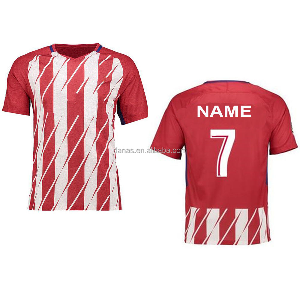 buy popular a07b9 df55b Make Your Own Football Jersey Shirt