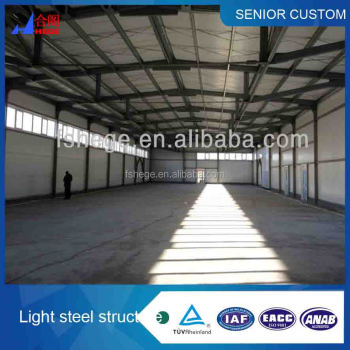 steel structure warehouse