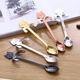 Silver Stainless Steel 1/2 Tablespoon Measuring Coffee Scoop Spoon with Bag Clip