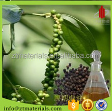 hot sale black pepper oil in bulk at factory price