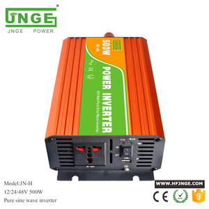 Micro solar inverter 500w 220v 50hz 110v 60hz converter