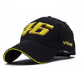 2016 New Design F1 Racing Cap Car Motocycle Racing MOTO GP VR 46 Rossi Embroidery Sport