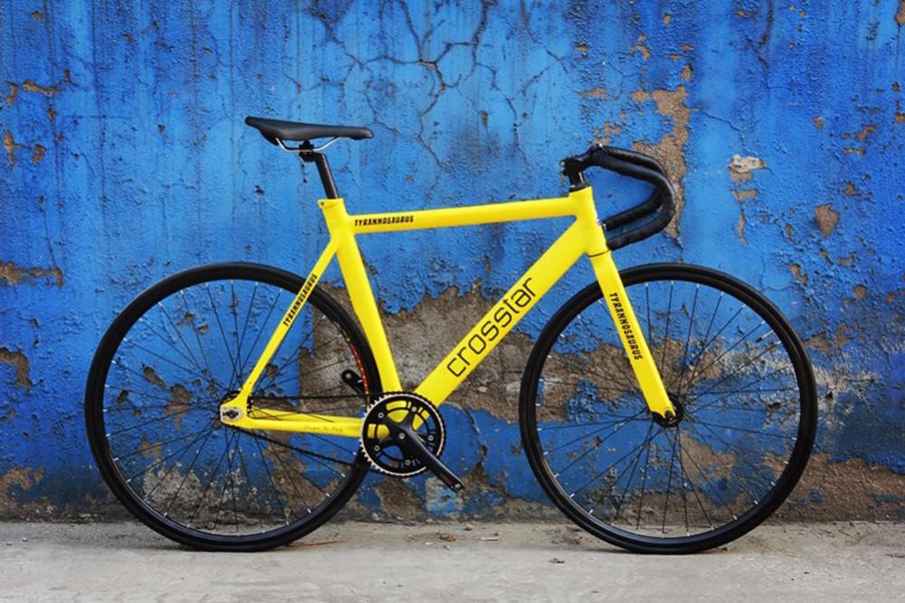 Pista Bike 58 Cm 60 Cm 700c Fixie Road Bike Bicicleta Aleación De ...