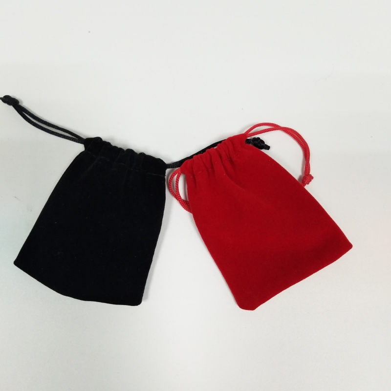 Wholesale China Custom Printed Jewelry Pouches With Logo