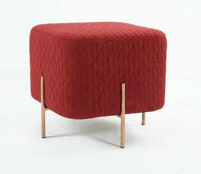 Venta caliente diseñador tapicería elefante PUF heces otomana ...